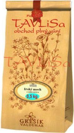 Irský mech pytel 0,5kg sypaný Grešík Irish moss