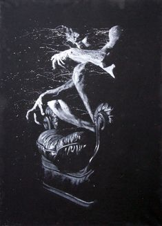 Simply Creative: Finger Painting by Paolo Troilo