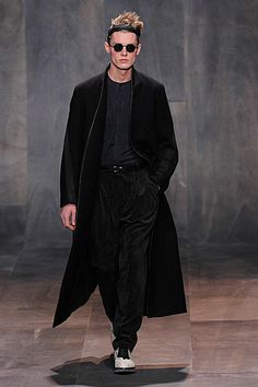 Janis Ancens for Damir Doma FW 13 #attitudemodels