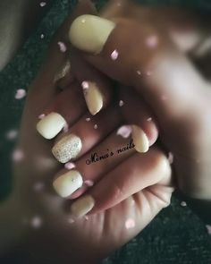 Vanilia gel nails for Nikol  💖💖💖