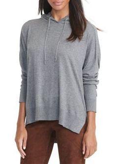 Lauren Jeans Co.  Cotton Jersey Hoodie