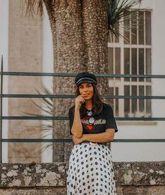 Eliana Borges (@elianacborges) • fotos e vídeos do Instagram Eliana, What I Wore, Foto E Video, Polka Dots, Hipster, Instagram, How To Wear, Vintage, Style