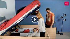 Bed Storage | Art Promotion Blog