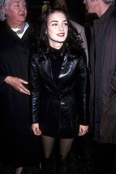 Winona Ryder 90s Style File - Image 5