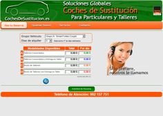 www.cochesdesustitucion.es Index