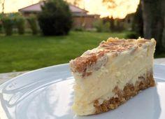 Cremiger Lemon-Cheesecake