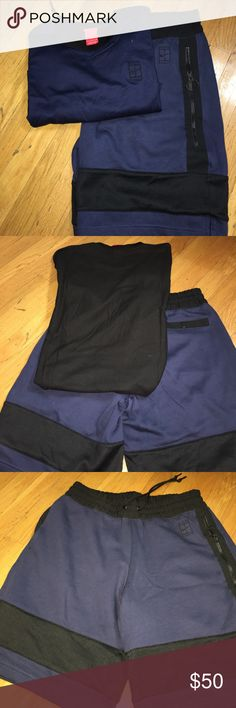 Nike shorts and tshirt set Excellent condition. Top L; Shorts m Nike Other