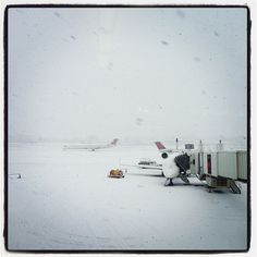 MSP Airport: Photo by Alison Nowak