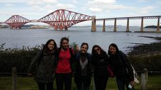 Wonderful Wednesday adventures. This trip was to South Queensferry to see the Forth Road and Forth Rail bridges and to get an ice cream of course