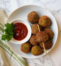 Veg hariyali kebabs not deep fried / Healthy easy Indian appetizer recipe Veg Appetizers, Indian Appetizers, Appetizer Recipes, Snack Recipes, Indian Snacks, Appetisers, Breakfast Recipes, Cooking Recipes, Vegetarian Cooking