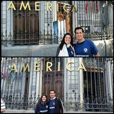 para nuestra foto libre hemos elegido repetir el mismo encuadre que en la primera edicion ... que esta iniciativa #AmericaNosUne dure muchos años asi cada edicion añadiremos una foto mas!  Mexico / Esoaña / America Latina / @casamerica #AmericaNosUne #casamerica #igersmadrid