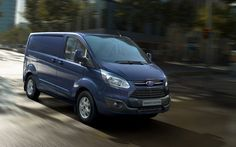 Ford Transit 2013 with ultimate space!