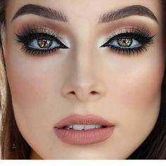Resultado de imagem para make up formatura