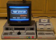 Nintendo Test Station