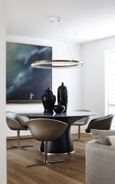 Hawthorn - Formal dining space, Christopher Elliott
