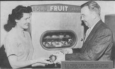 Frigid Fruit Company- vintage fruit machine