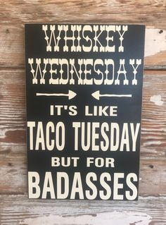 Funny wood signs, wood signs и whiskey wednesday. Funny Wood Signs, Diy Wood Signs, Wood Signs For Home, Metal Signs, Home Bar Signs, Funny Kitchen Signs, Wood Signs Sayings, Rustic Signs, Diy Pallet Projects