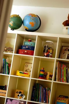 Caitlin Creer Interiors: Expedit toy storage