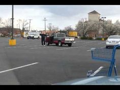 Check Out Kung Fu Grandpa In The Food Lion Parking Lot - NoWayGirl