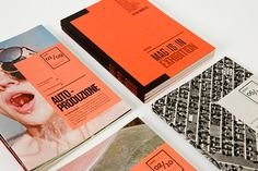 MAG IS IN - publication project on Behance