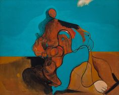 The Kiss, 1927 by Max Ernst | issyparis