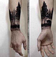 12 Best Tree Tattoos | Tattoo.com