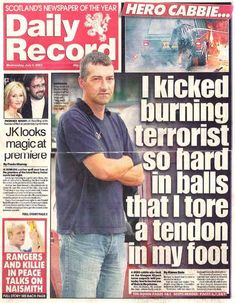 How Scotland Deals With Terrorists