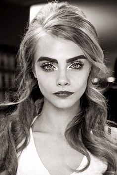 bold brows - nothing hotter