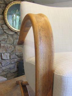 Hotové křeslo. Restoration, Chair, Retro, Furniture, Home Decor, Decoration Home, Room Decor, Home Furnishings, Stool