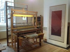 Shaft switching loom & handwoven (Jason Collingwood)