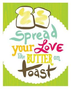 Spread Your Love!