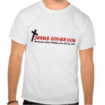 Funny Jesus T Shirts