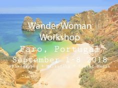 A workshop in Faro, Portugal! Learn marketing and better business skills to gain customers.