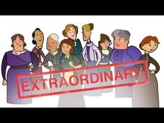 The League of Extraordinary Methodist Women - YouTube