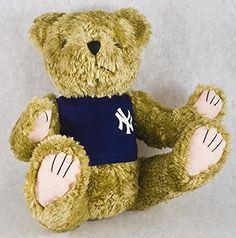 New York Yankees Baseball Stuffed Bear Genuine Major League Merchandise http://www.amazon.com/dp/B018W83HME/ref=cm_sw_r_pi_dp_dPIBwb1N7CT2S