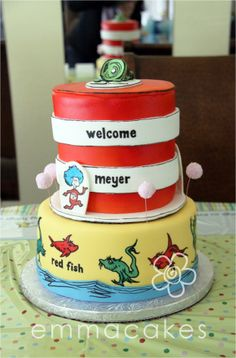 Dr. Seuss Baby Shower Ideas | Recent Photos The Commons Getty Collection Galleries World Map App ...
