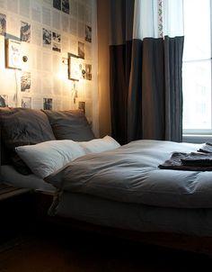 DE Berlin: Linnen Zimmer und Apartments in Prenzlauer Berg und Mitte