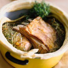 Découvrez la recette carré d'agneau à l'ancienne sur cuisineactuelle.fr.