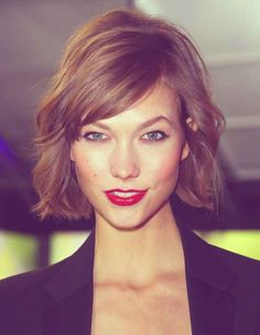 Good-Short-Haircuts-for-Wavy-Hair- would want the bangs & length a little longer, but my hair will look like this