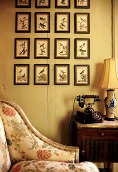 picture arrangement.