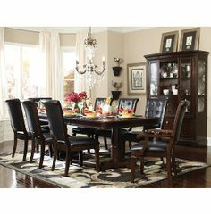 dakota ridge dining collection | casual dining | dining rooms
