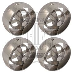 1964-65 FORD MUSTANG A/C Ball Louver Vent Set (4-Pieces) AC Air Conditioning GT US $22.99 New in eBay Motors, Parts & Accessories, Car & Truck Parts