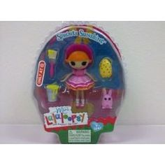 Lalaloopsy 3 Inch Mini Figure with Accessories Sprouts Sunshine (Toy)