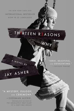 13 Reasons Why. A pretty eerie concept and a super quick read.