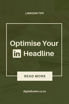 Want to optimise your LinkedIn to increase your leads? The headline is one of the most important aspects to get right on LinkedIn but often the most ignored section. We share the exact formular that you can use to increase your business. #LinkedIntips #LinkedInmarketing #LinkedIn #marketingtips #socialmediatips #socialmediamarketing #socialmediatools Content Marketing Strategy, Small Business Marketing, Business Tips, Social Media Marketing, Online Business, You Better Work, Social Media Tips, Web Design, Butter