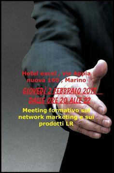 """Scopri """"NETWORK MARKETING E PRODOTTI LR"""" su Eventbrite!  Data: Gio, Feb2, 20:00  Ubicazione: Via Appia Nuova, 160  https://www.eventbrite.it/e/biglietti-network-marketing-e-prodotti-lr-31299761429"""