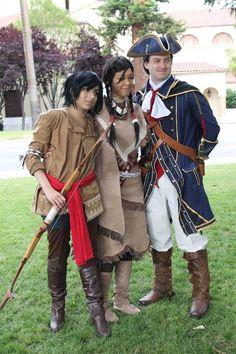 Native america cosplay hetalia