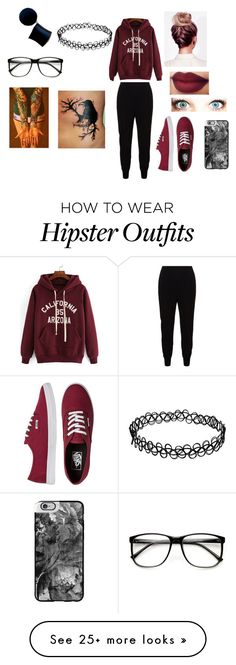 """""""Basic Lazy DAy"""" by suicidalpanda2161 on Polyvore featuring STELLA McCARTNEY, Vans and Casetify"""