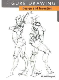 Michael hampton  figure drawing - design and invention by Jose Reyes via slideshare