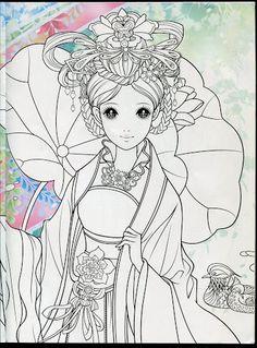 Princess Coloring Book 3 - Mama Mia - Picasa Web Albums